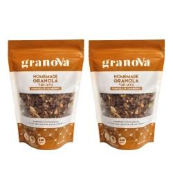 Granova - BUY 1 GET 1 Granola Chocolate Cranberry 100g