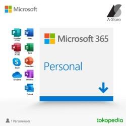 Microsoft 365 Personal Digital Download [QQ2-00003]