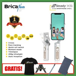 Brica BSteady XS - White Rosegold Free T-Shirt