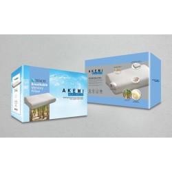 Akemi Medi+Health Tencel Breathable Memory Foam Pillow
