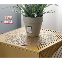 Taplak Meja Hias Shabby Chic Daymion Table Cloth (TP02)