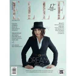 Majalah Elle Indonesia September - Oktober 2020