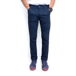 Chino Pants Navy Blue Original Maxius