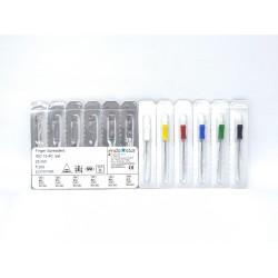 Endostar Finger Spreaders Set 6 pcs 25 mm