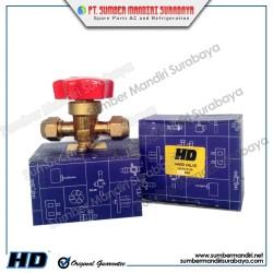 "HAND VALVE 5/8 inch HD RW-HV-058A ( 5/8"" )"