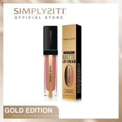 Gold Edition Matte Lip Cream Fusion Coral GML02
