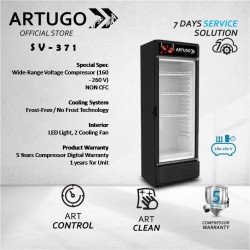 Showcase Cooler ARTUGO Showcase Cooler SV 371