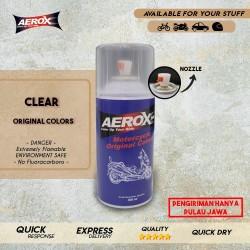 Cat Semprot Aerosol AEROX 800 - CLEAR