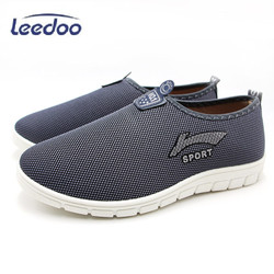 Leedoo Sepatu Slip On Pria Olahraga Shoes Young Lifestyle KSP202