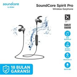 Soundcore Spirit Pro B2C - UN Black+Gray Iteration