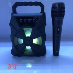 speaker bluetooth plus mic bisa karaoke harga murah