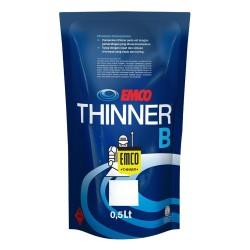 Emco Thinner B - 0.5 liter