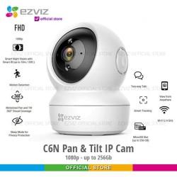 Ezviz C6N Smart Wifi Pan Tilt Camera 1080p Garansi Resmi