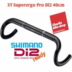 Dropbar Alloy 3T Superergo Pro Di2 Optimized 400 mm 40 cm