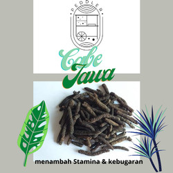 Cabe Jawa Kering utuh 250 gram just Javanese long pepper