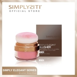 Simply Elegant Blusher Rosy Pink BL02