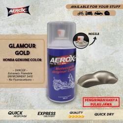 CAT SEMPROT AEROX 800 - HONDA GLAMOUR GOLD METALIC (HONDA PCX GOLD)