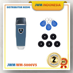 Guard Tour Patrol JWM WM-5000 V5 (Alat Patroli Security)