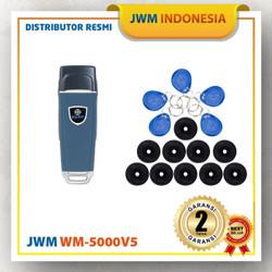 JWM WM 5000 V5 (FREE 10 CHECKPOINT 5 TAG ID)