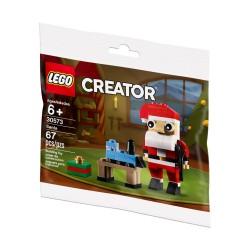 lego polybag creator 30573 Santa