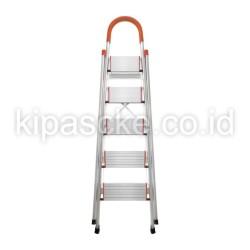 Tangga Lipat Aluminium LAD-HD05-XT 5 Step