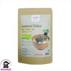 YUUKA Food Abon Rumput Laut Non MSG Original 50 g