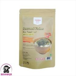 YUUKA Food Abon Rumput Laut Non MSG Pedas 50 g