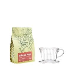Promo Paket Seduh Kalita Coffee Dripper 101 D