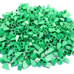 LEGO Part Slope 3040 Green