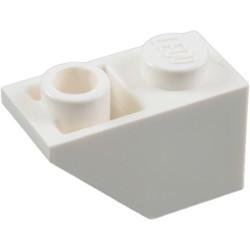 Lego Part Slope 1x2 3665 WHITE