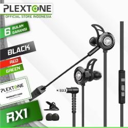 Plextone Xmowi RX1 Gaming Earphone Reduction Headset