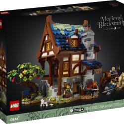 LEGO IDEAS 21325 CUUSO Medieval Blacksmith