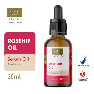 Nu Aroma Rosehip Oil (Natural Serum Wajah Serum Rambut)