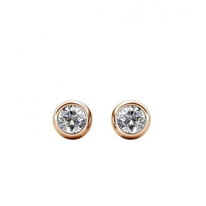 Birth Stone Moon RG Earring Anting Crystal by Her Jewellery