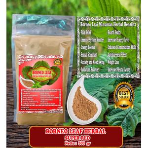 Herbal Borneo Leaf Original Super Red - 500 gr
