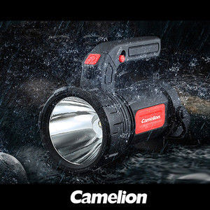 Camelion Senter LED S32 - Spot Light COB SOS