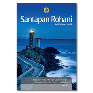 Buku Renungan Rohani Kristen - Santapan Rohani Vol. 17