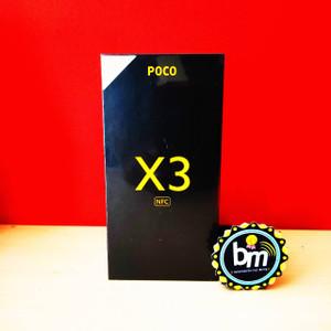 Poco X3 NFC 8GB+128GB Snapdragon™ 732G Garansi Resmi