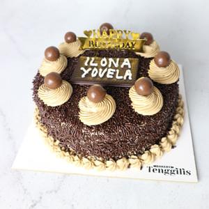 [SURABAYA] Kue Tart Kue Ulang Tahun Birthday Cake Jadoel