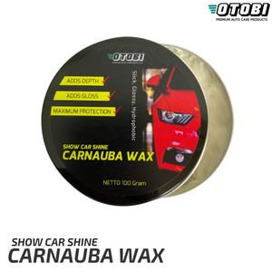 Otobi Carnauba Cleaner Paste Wax - Show Car Shine Sealant Light Polish