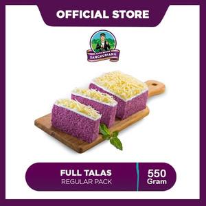 Lapis Bogor Sangkuriang Full Talas - Reguler Pack (550gr)