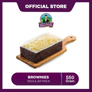 Lapis Bogor Sangkuriang Brownies - Reguler Pack (550gr)