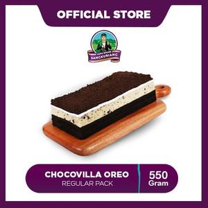 Lapis Bogor Sangkuriang Chocovilla Oreo - Reguler Pack (550gr)