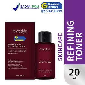 Avoskin Miraculous Refining Toner 20ml