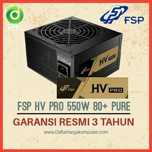 PSU FSP HV PRO 550W 80+ pure