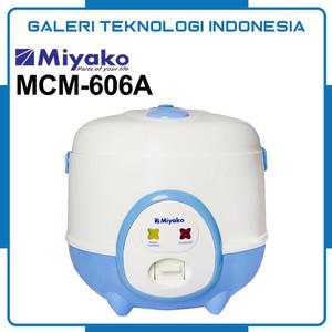 Rice Cooker Mini Miyako MCM 606A 0.6 Liter