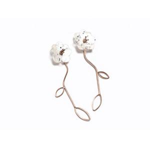 Rubysh Jewelry - Azalea - Recycle Earrings
