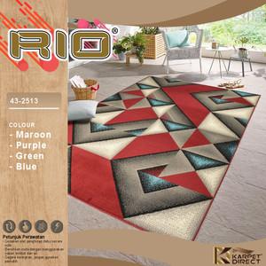 [Karpet Direct] Rio Karpet 105x150 Cm (Modern) – Kode 44-2513