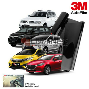 3M AUTOFILM LUMINER Showcase