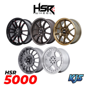 Velg Termurah dan Berkualitas Cabang Jakarta Barat HSRwheel-HSR5000